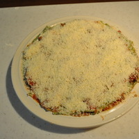 Green Lasagna Modena style Recipe