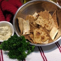 Pita & Lavash Chips Recipe
