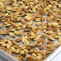 Tasty And Nutritious Roasted Pumpki Seeds Recipe