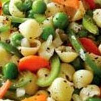 Ensalada de Pasta festiva Recipe