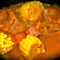 Giggling Gourmet's Sancocho Recipe