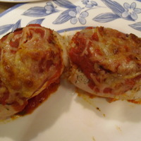 Chicken Pepperoni Recipe