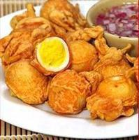 Crispy Boiled Egg (Tokneneng) Recipe