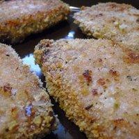 Baked Parmesan Encrusted Pork Chops Recipe