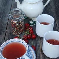 Spiced Cherry Tea Recipe