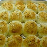 Buttery Parmesan Rolls Recipe