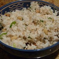 Basmati Rice with Herbs Recipe