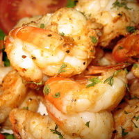 Light and Spicy Shrimp Recipe