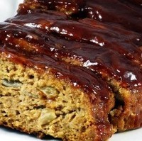 Comfort Food at it's Best…Barbecue Turkey Meatloaf Recipe