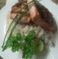 BBQ'd Salmon Recipe