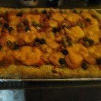 Elaine's Made-from-SCRATCH Rising Crust Pizza Recipe
