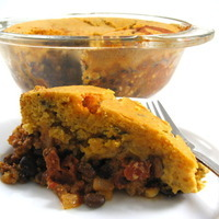 Fabulous, Skinny Tamale Pie Recipe