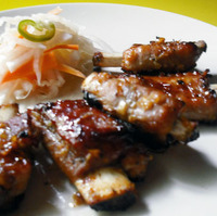 Caramelized Soy and Lemongrass Spareribs Recipe