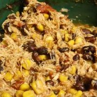 Crockpot Salsa Chicken Recipe
