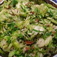 Shredded Brussel Sprouts Recipe