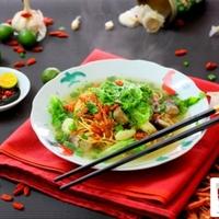 Mushroom Yee Mee Soup Recipe