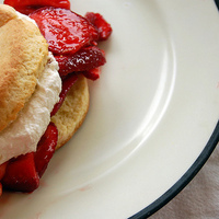 Strawberry Shortcakes with Whipped Cream Recipe