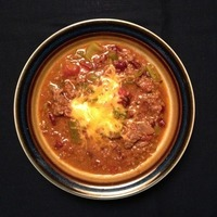 Chili Apres- Photography or Skiing Recipe