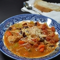 Winter Chicken Stew Recipe