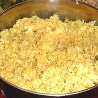 Balinese Special Rice - Nasi Kuning Recipe