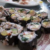 Korean Kimbap Recipe