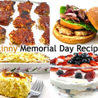 20 Skinny Memorial Day Recipes You'll Love Recipe