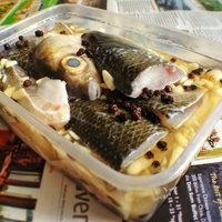 Daing na Bangus (Vinegar Marinade for Fish) Recipe