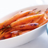 Gingered carrots Recipe
