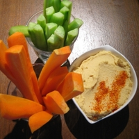 houmous as it should be Recipe