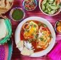 Roasted Ranchero Sauce (Salsa Ranchera) Recipe