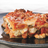 Lasagna with Turkey Sausage from Barefoot Contessa Recipe
