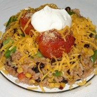 Mexican Veggie Rice Recipe