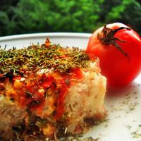 Cauliflower and Tofu Casserole Recipe