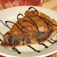 Toll House Cookie Pie Recipe