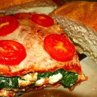 Giggling Gourmet's Big Buffalo Prairie Lasagna Recipe