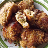 Stuffed Boneless Pork Chops Recipe