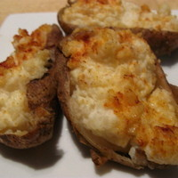Recipe of the Week - Twice Baked Potatoes Recipe