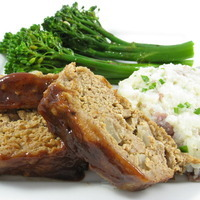 Barbecue Turkey Meatloaf Recipe