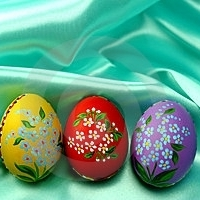 How to Blow-out an Egg for decorating Easter eggs Recipe