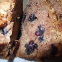 Zucchini Blueberry Bread Recipe