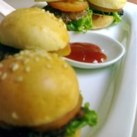 Sliders (Mini-Hamburgers) Recipe