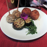 Roman Rice Balls with Mozzarella Recipe
