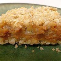 Yellow Cake Pumpkin Bars Recipe