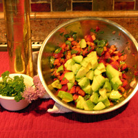 Strawberry Jicama Salsa Recipe
