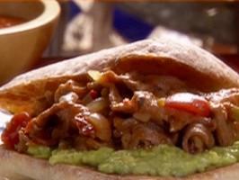 Torta Ahogada (Drowned Beef Sandwich)