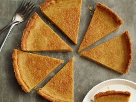 Maple Buttermilk Tart