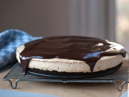 Chocolate Covered Peanut Butter Pie