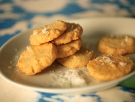 Pecorino Crackers