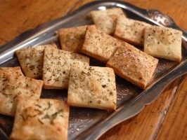 Salt and Savory Biscuits