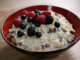Bal's Rice Pudding